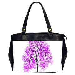 Purple Tree Office Handbags (2 Sides)