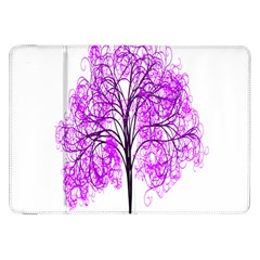 Purple Tree Samsung Galaxy Tab 8 9  P7300 Flip Case