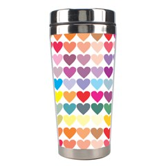 Heart Love Color Colorful Stainless Steel Travel Tumblers
