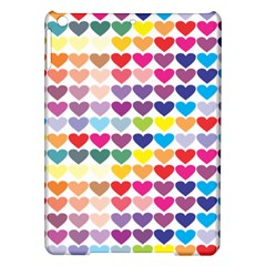 Heart Love Color Colorful Ipad Air Hardshell Cases