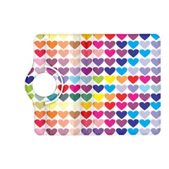 Heart Love Color Colorful Kindle Fire Hd (2013) Flip 360 Case by Nexatart