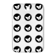 Butterfly Wallpaper Background Samsung Galaxy Note 8 0 N5100 Hardshell Case