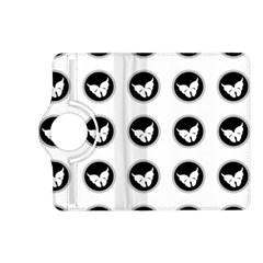 Butterfly Wallpaper Background Kindle Fire Hd (2013) Flip 360 Case by Nexatart
