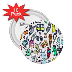 Story Of Our Life 2 25  Buttons (10 Pack)