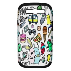 Story Of Our Life Samsung Galaxy S Iii Hardshell Case (pc+silicone)