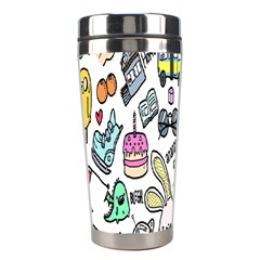 Story Of Our Life Stainless Steel Travel Tumblers