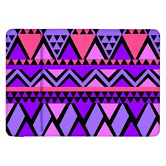 Seamless Purple Pink Pattern Samsung Galaxy Tab 8 9  P7300 Flip Case