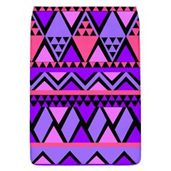 Seamless Purple Pink Pattern Flap Covers (l)