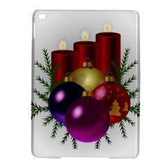 Candles Christmas Tree Decorations Ipad Air 2 Hardshell Cases
