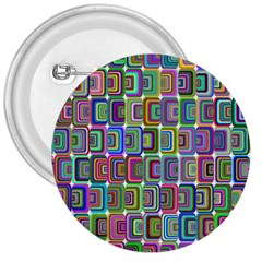 Psychedelic 70 S 1970 S Abstract 3  Buttons
