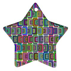 Psychedelic 70 S 1970 S Abstract Ornament (star)