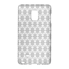 Ornamental Decorative Floral Galaxy Note Edge