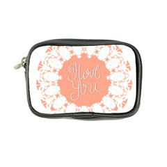 Mandala I Love You Coin Purse