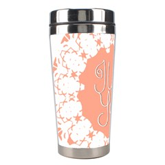 Mandala I Love You Stainless Steel Travel Tumblers