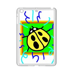 Insect Ladybug Ipad Mini 2 Enamel Coated Cases