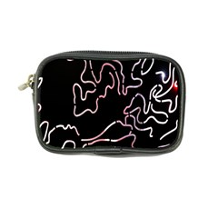 Abstract Glare Visual Art Coin Purse by Nexatart