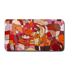 Abstract Abstraction Pattern Modern Medium Bar Mats