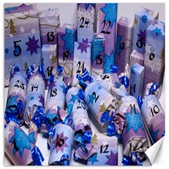 Advent Calendar Gifts Canvas 20  X 20