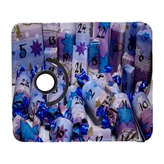 Advent Calendar Gifts Galaxy S3 (flip/folio) by Nexatart