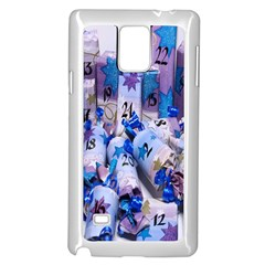Advent Calendar Gifts Samsung Galaxy Note 4 Case (White)