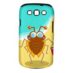 Animal Nature Cartoon Bug Insect Samsung Galaxy S Iii Classic Hardshell Case (pc+silicone)