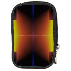 Abstract Painting Compact Camera Cases by Nexatart