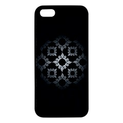 Antique Backdrop Background Baroque Apple Iphone 5 Premium Hardshell Case by Nexatart