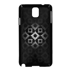 Antique Backdrop Background Baroque Samsung Galaxy Note 3 Neo Hardshell Case (black) by Nexatart