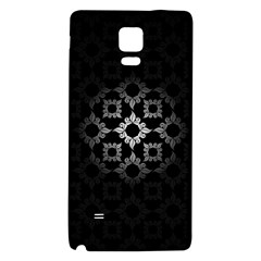 Antique Backdrop Background Baroque Galaxy Note 4 Back Case by Nexatart