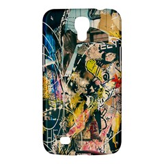 Art Graffiti Abstract Lines Samsung Galaxy Mega 6 3  I9200 Hardshell Case by Nexatart