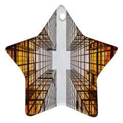 Architecture Facade Buildings Windows Ornament (star)