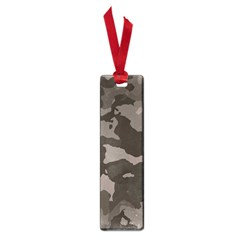 Background For Scrapbooking Or Other Camouflage Patterns Beige And Brown Small Book Marks by Nexatart