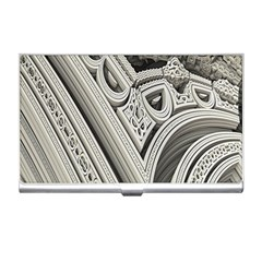 Arches Fractal Chaos Church Arch Business Card Holders