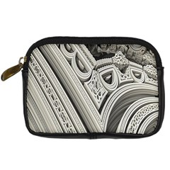 Arches Fractal Chaos Church Arch Digital Camera Cases by Nexatart