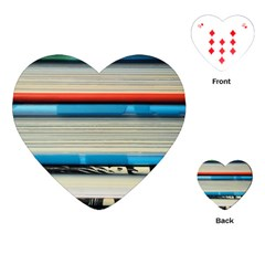 Background Book Books Children Playing Cards (heart)