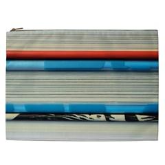 Background Book Books Children Cosmetic Bag (xxl)