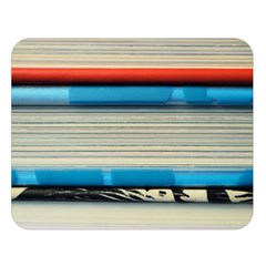 Background Book Books Children Double Sided Flano Blanket (large)