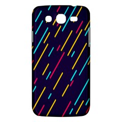 Background Lines Forms Samsung Galaxy Mega 5 8 I9152 Hardshell Case