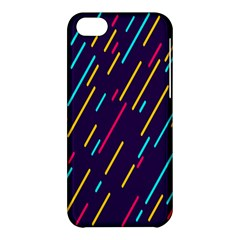 Background Lines Forms Apple Iphone 5c Hardshell Case