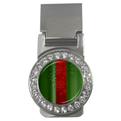 Background Christmas Money Clips (cz)
