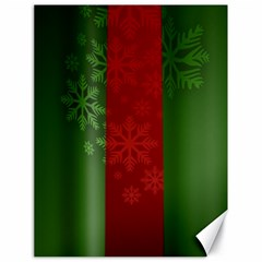 Background Christmas Canvas 18  X 24