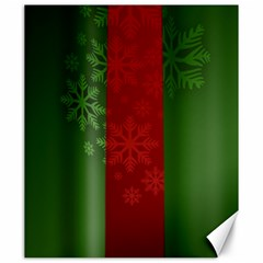 Background Christmas Canvas 20  X 24