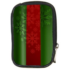 Background Christmas Compact Camera Cases