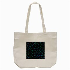 Background Abstract Textile Design Tote Bag (cream)