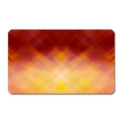 Background Textures Pattern Design Magnet (rectangular)