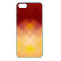 Background Textures Pattern Design Apple Seamless Iphone 5 Case (color)