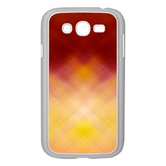 Background Textures Pattern Design Samsung Galaxy Grand Duos I9082 Case (white)