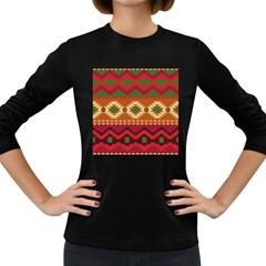 Background Plot Fashion Women s Long Sleeve Dark T Shirts