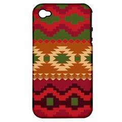 Background Plot Fashion Apple Iphone 4/4s Hardshell Case (pc+silicone)