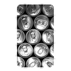 Black And White Doses Cans Fuzzy Drinks Memory Card Reader